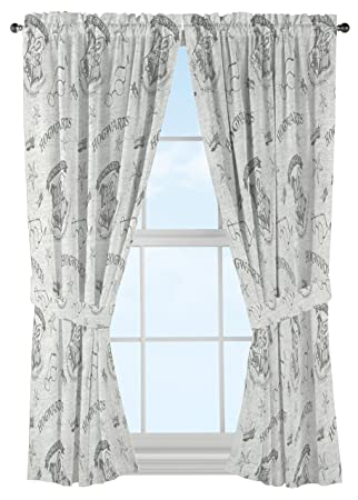 Harry Potter Spellbound 63 Curtain Dry Set Co Uk Kitchen Home