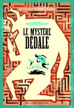 Amazon.fr - Les enquêtes d'Hermès, 1 : Le mystère Dédale -  Normandon,Richard - Livres