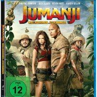 Jumanji: Willkommen im Dschungel / Regie: Jake Kasdan. Darst.: Dwayne Johnson, Jack Black, Kevin Hart, Karen Gillan ...
