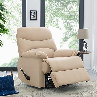 ProLounger-Wall-Hugger-Recliner-Chair-In-Black-Microfiber-Reviews