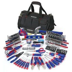 WORKPRO 322-Piece Home Repair Hand Tool Kit
