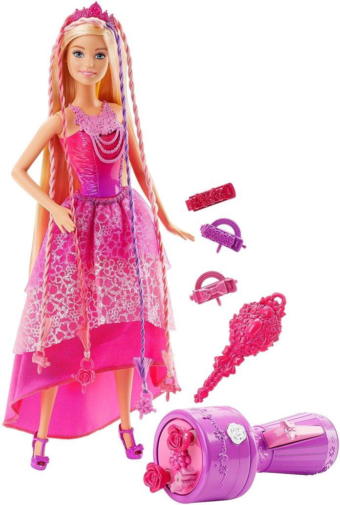 Barbie peinados