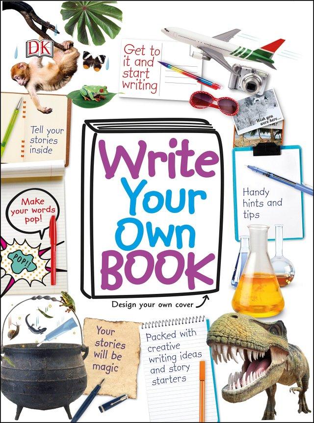 Write Your Own Book: DK: 22: Amazon.com: Books