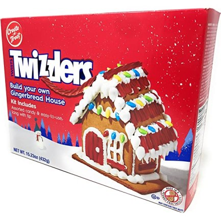 Amazon.com: Wilton Ready-to-Decorate Gingerbread House Decorating Kit: Kitchen & Dining