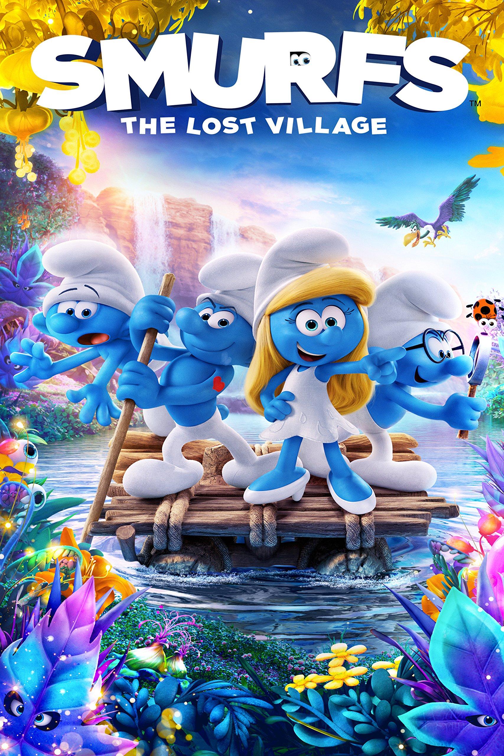 Watch Smurfs The Lost Village Prime Video