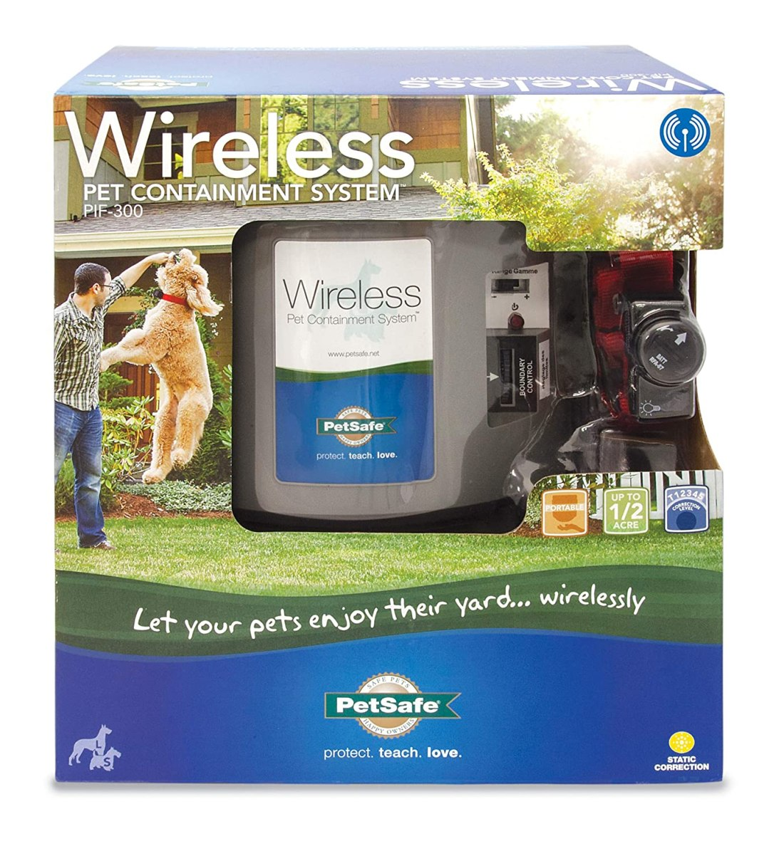 PetSafe Wireless Fence Pet Containmeant System Reviews 200