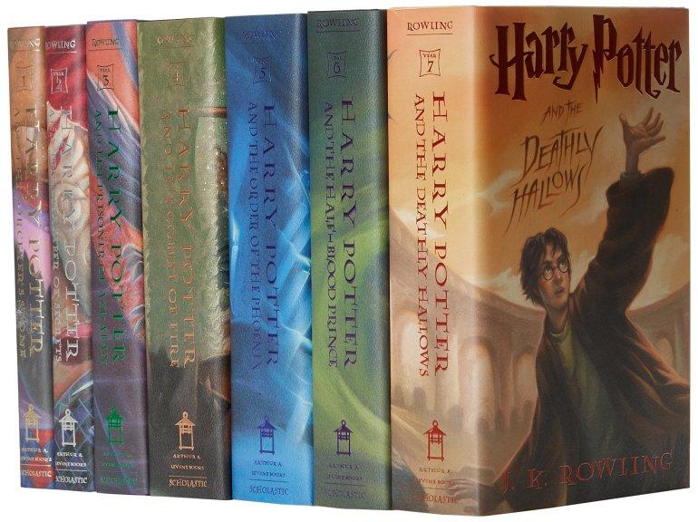 Resultado de imagen para libros harry potter