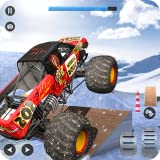 Monster Truck: Snow Stunts Simulator