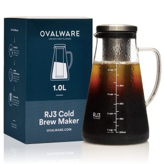 Last Minute Valentine's Day Prime Eligible Gifts - Airtight Cold Brew Iced Coffee Maker