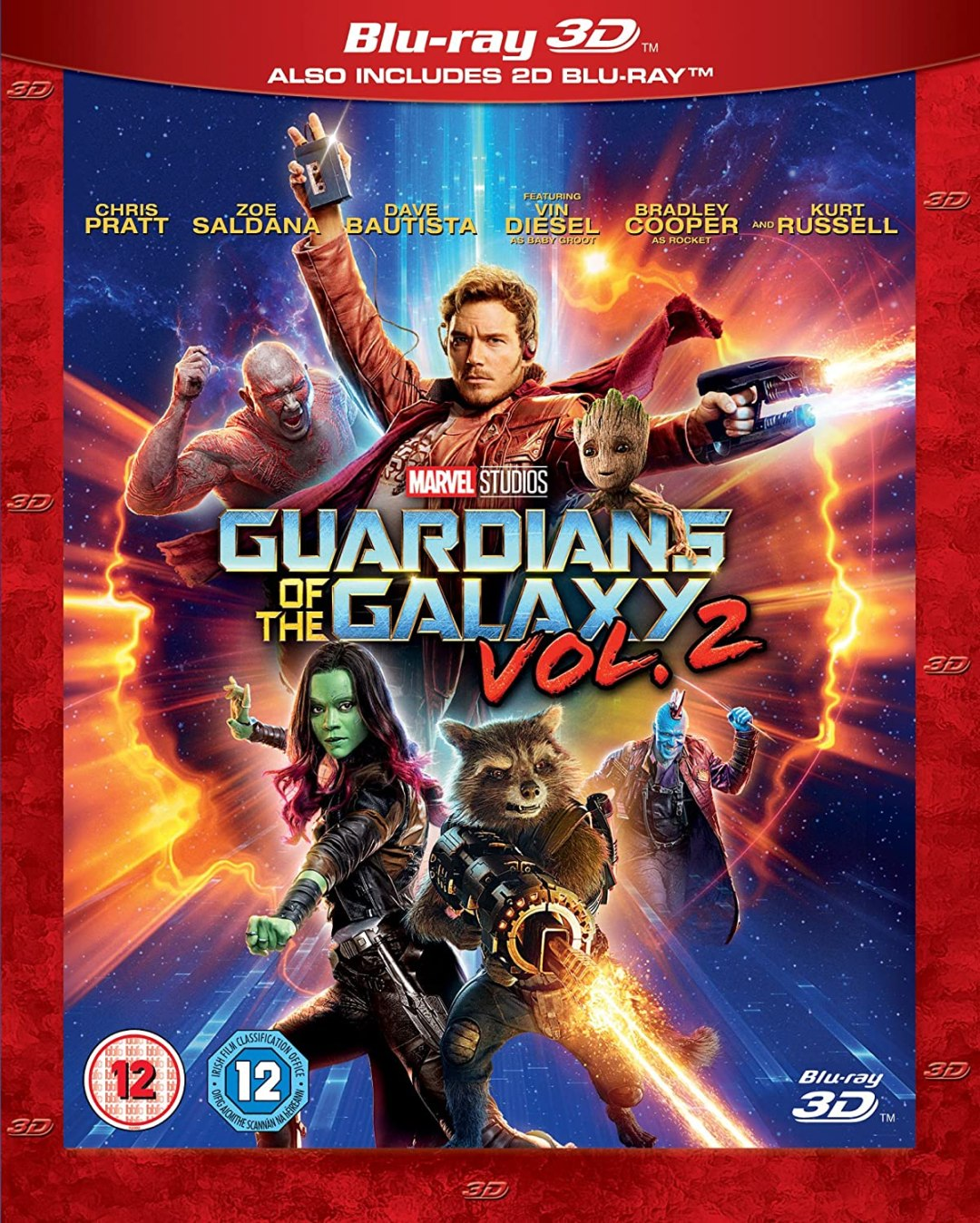 Guardians of the Galaxy Vol. 2 Blu-ray, DVD, & 4K Arrives In August 2017