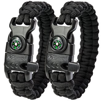 Best Paracord Survival Bracelet