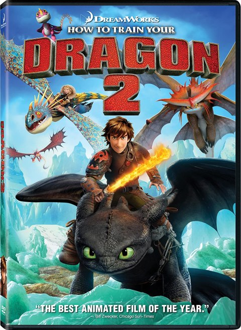 Download How to Train Your Dragon 2 (2014) Full Movie In Hindi-English-Tamil-Telugu 480p| 720p| 1080p
