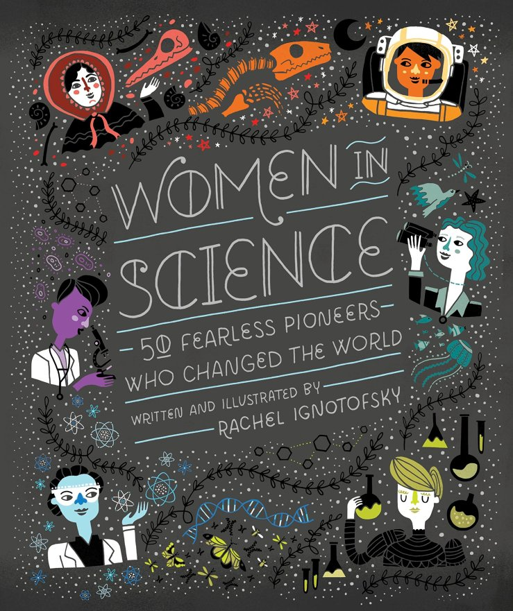 Image result for Women in science : 50 fearless pioneers who changed the world /