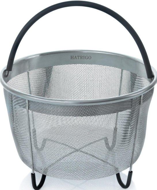 Hatrigo Instant Pot Accessories 3 qt Steamer Basket Review