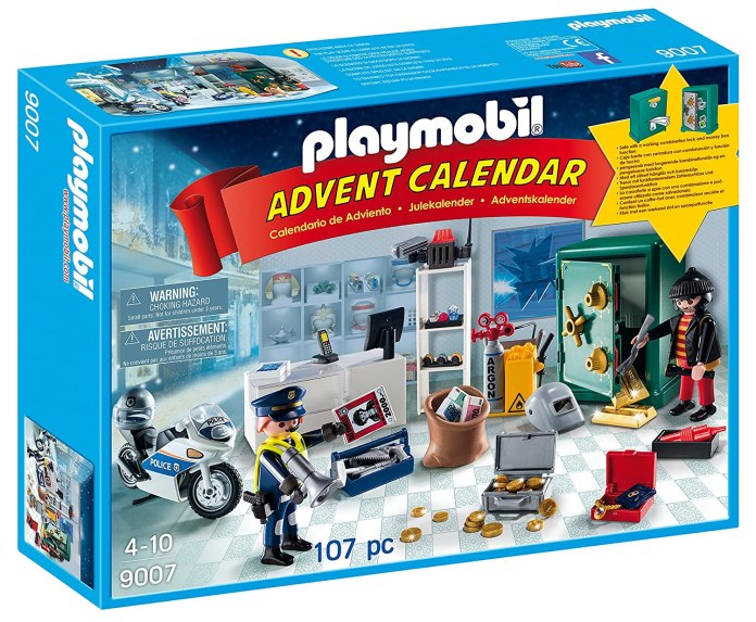 calendarios de adviento de playmobil