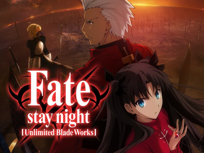 Watch Fate/Stay Night: Unlimited Blade Works Season 1 | Prime Video