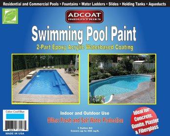 AdCoat Swimming Pool Paint