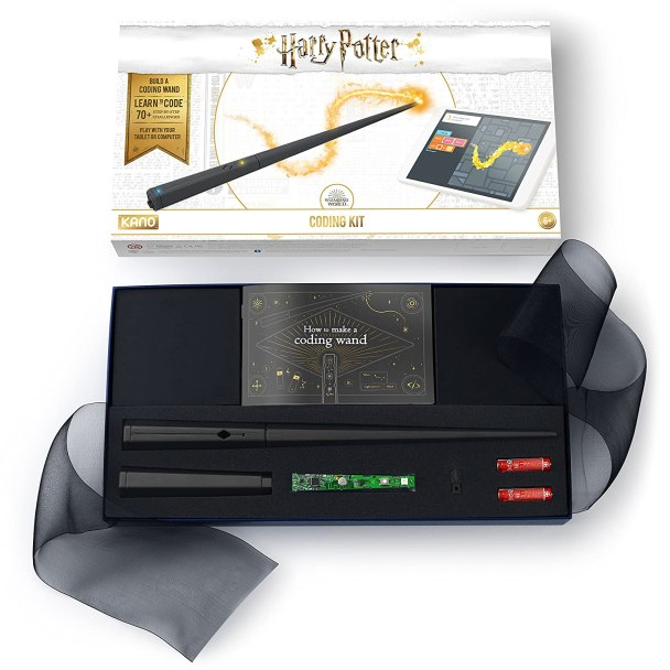 Kano Harry Potter Coding Kit Review