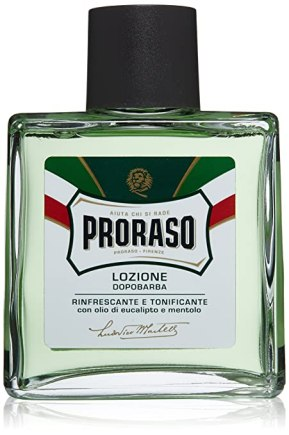 Proraso Aftershave Lotion, Refreshing and Toning