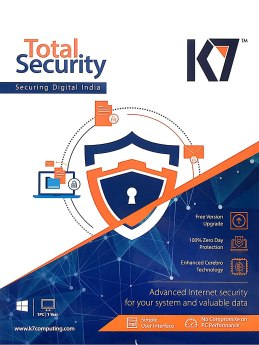 K7 TotalSecurity 15.1.0309 Crack & Activation Key Free Download