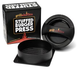 Best Stuffed Burger Press
