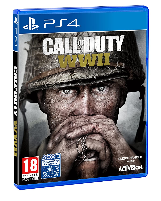 Call of Duty : World War II + Skin d'arme Zombie