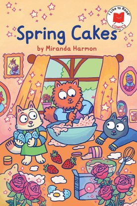 Amazon.com: Spring Cakes (I Like to Read Comics): 9780823449354: Harmon,  Miranda: Books