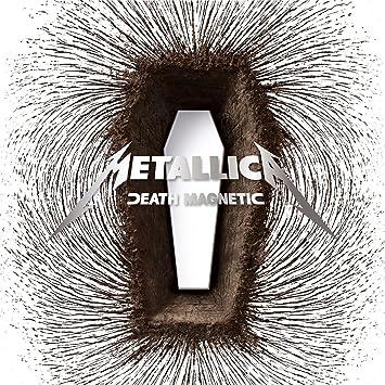 Resultado de imagen de metallica death magnetic