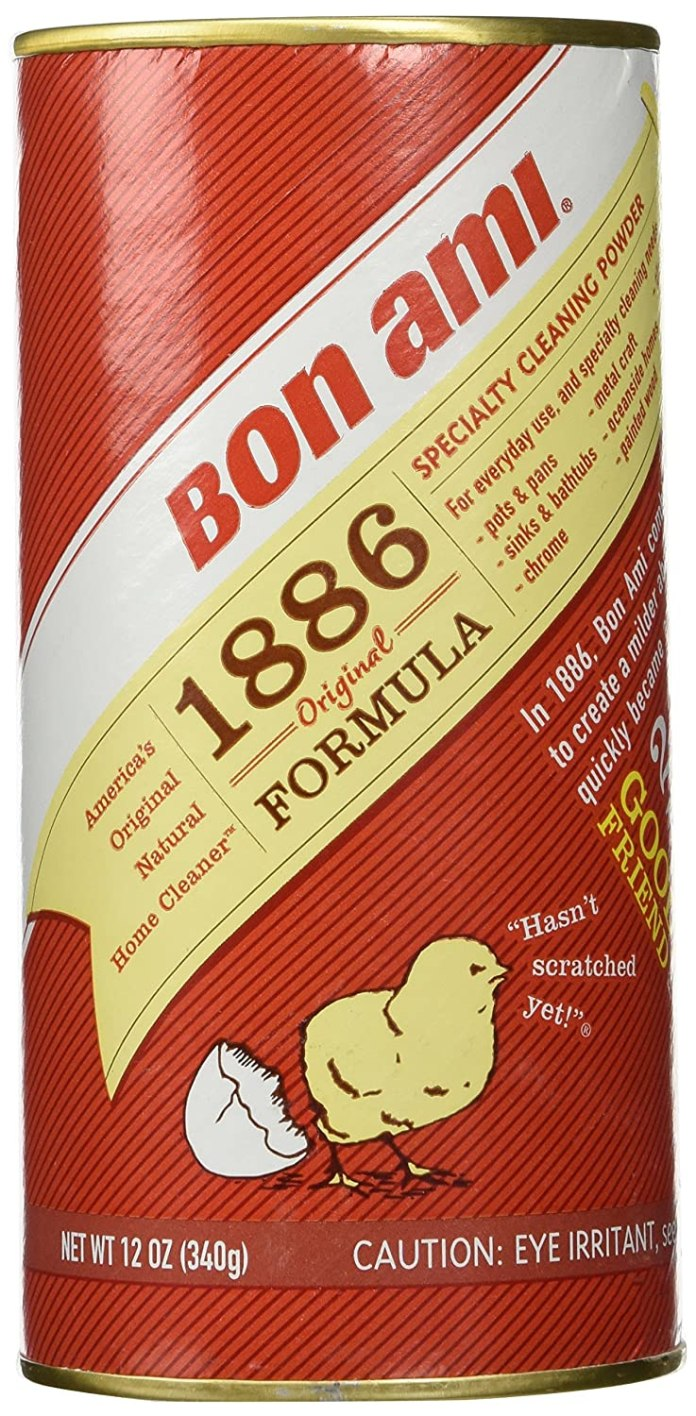 Image result for bon ami red