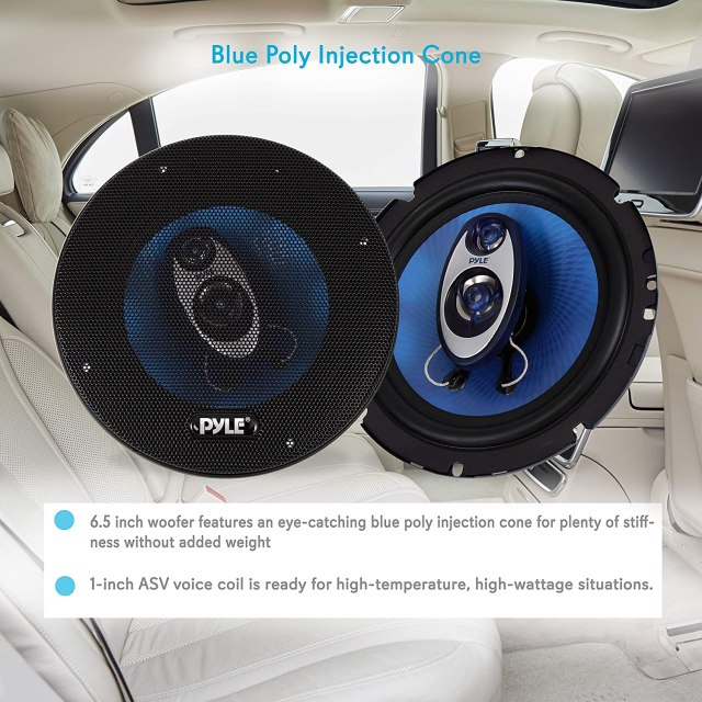 best car speaker brands pyle