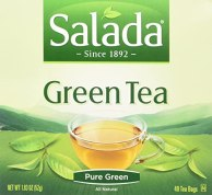 Salada Tea Green 100%,40 tea bags
