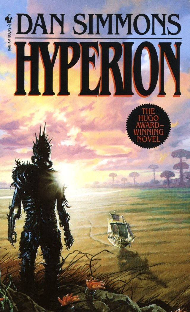 Image result for dan simmons hyperion