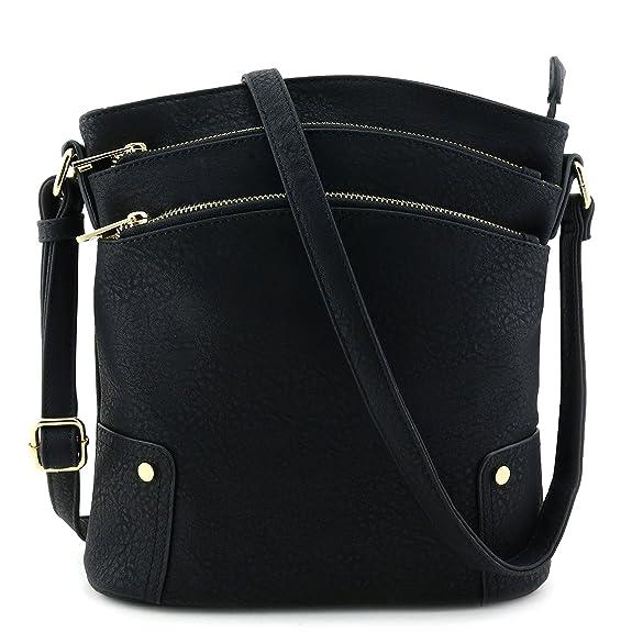 Mochila grande color negro para mujerehttps://amzn.to/2Edg0dQ