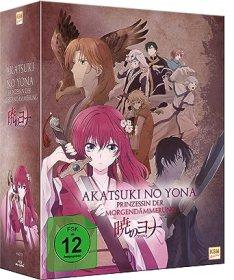 Akatsuki no Yona - Prinzessin der Morgendämmerung (Episode 01-05) (Blu-ray)