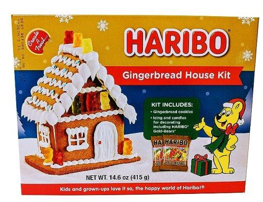 Amazon.com : Haribo Gingerbread House Kit : Grocery & Gourmet Food