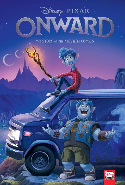 Download Onward (2020) Full Movie 480p [300MB] | 720p [900MB] | Dual Audio {Hin Eng}