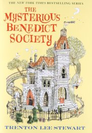 Image result for the mysterious benedict society book cover