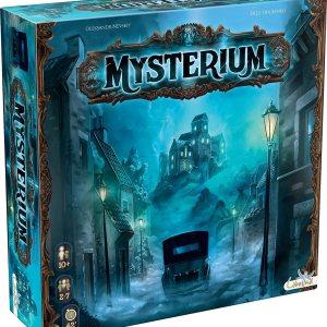 Asmodee - Mysterium, Gioco da Tavolo, Edizione Italiana, Colore, 8692:  Amazon.it: Giochi e giocattoli