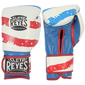 Best Boxing Gloves for Muay Thai - Cleto Reyes Hook and Loop Boxing Training Gloves