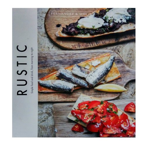 Image result for rustic cook book pic