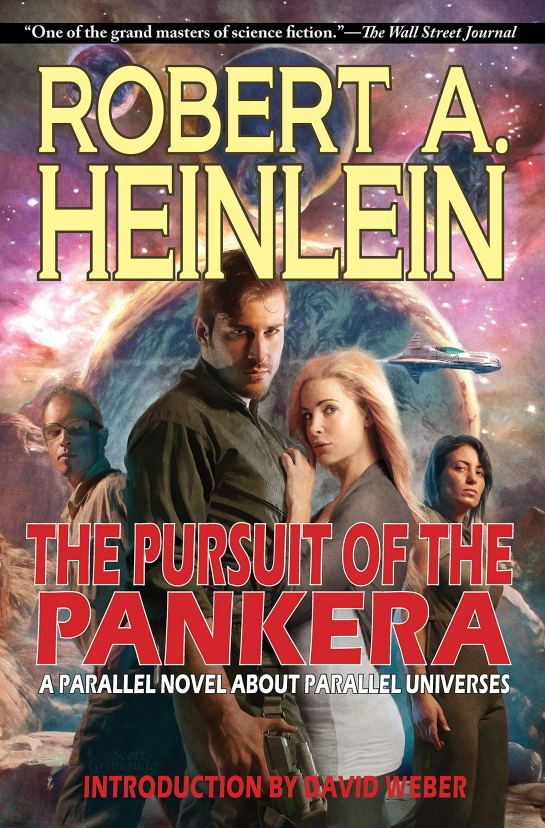 Amazon.com: The Pursuit of the Pankera: A Parallel Novel About ...