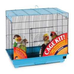 Prevue Pet Products 91340 Flight Bird Cage Kit