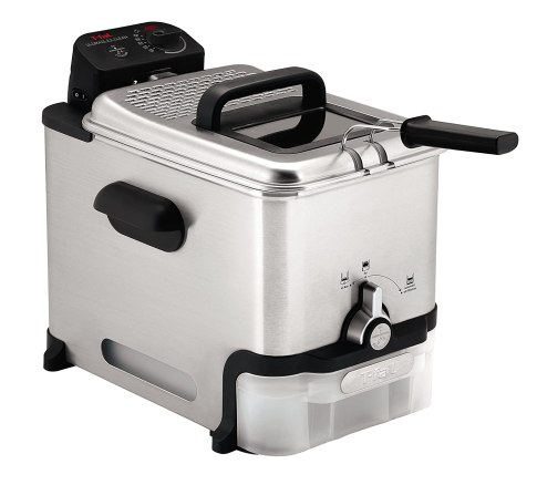 T-fall FR8000 3.5-Liter Immersion Deep Fryer