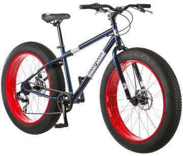 Mongoose Dolomite Fat Tire MTB