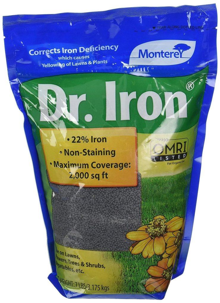Monterey Dr Iron