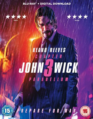 Amazon.in: Buy John Wick: Chapter 3 - Parabellum [2019] BLU RAY ...