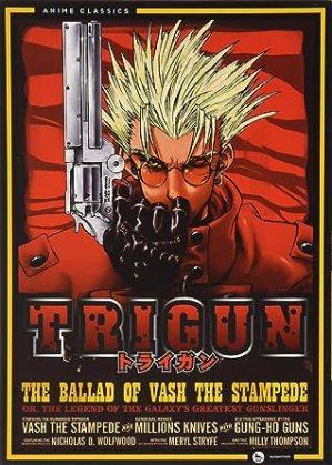 Image result for trigun
