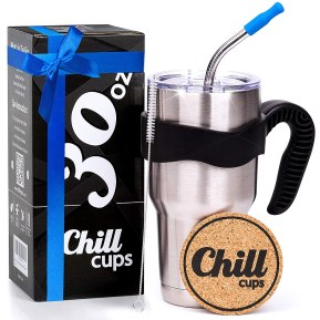Best thermal tumbler - Chill Cups