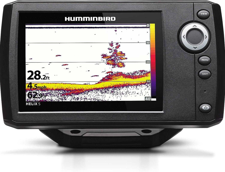 Humminbird 410190-1 HELIX 5 SONAR G2 Fish Finder