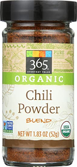 365 Everyday Value, Organic Chili Powder Blend